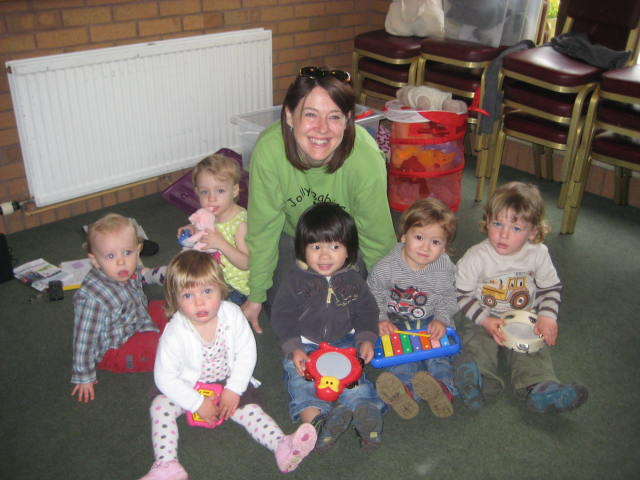 Jolly Babies, Music with Mummy and Three Four Time